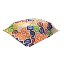 Creative Cloth Paper Towel Bag Beautiful and Practical Paper Towel Box,Lattice