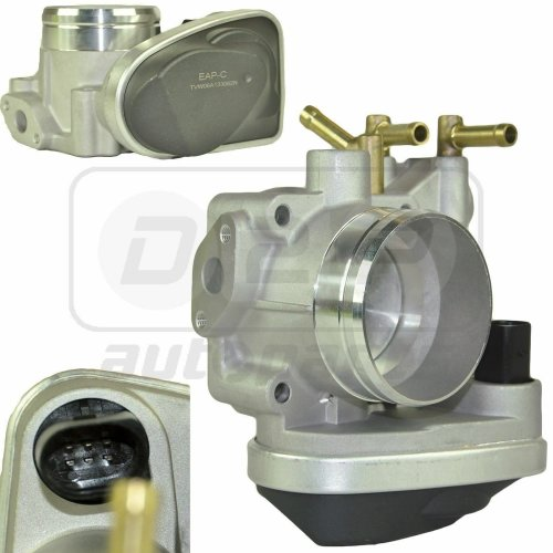 THROTTLE BODY FOR SKODA OCTAVIA I II & AUDI A3 (8L1, 8P1, 8PA) 1.6 06A133062AB