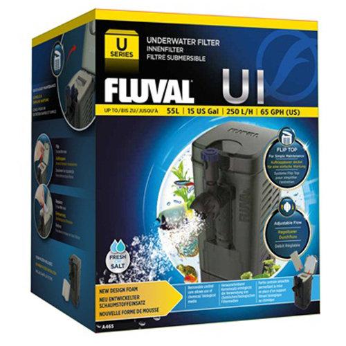 Fluval U1 Underwater Aquarium Filter 55 L (15 US gal)