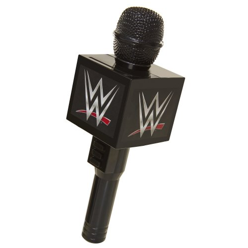 WWE Role Play Microphone with Sound FX