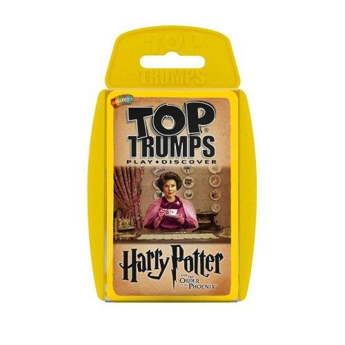 Harry Potter - Order of the Phoenix Top Trumps Classics