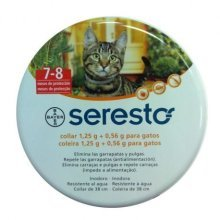 Seresto Bayer 8 Month Flea & Tick Collar for Cats & Kittens