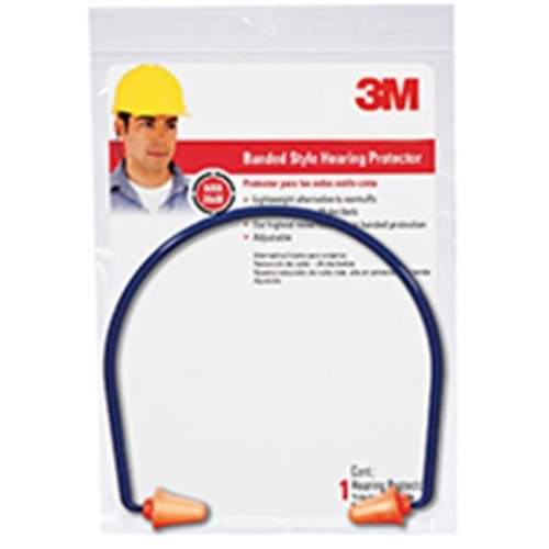 3M Hearing Protector Band Style 90537-80025T