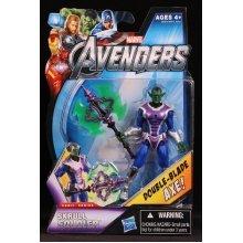 """Avengers Comic Series 3 3/4"""" Skrull Soldier"""