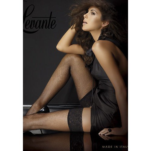 d68911bd202 Levante Fishnet Hold Ups on OnBuy