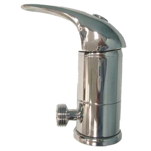 Chrome Monolever Shower Mixer