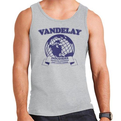 Vandelay Industries Latex Goods Seinfeld Men's Vest
