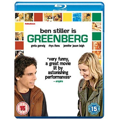 Greenberg [Blu-ray] [DVD]