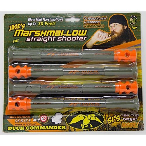 Marshmallow Fun Duck Commander Straight Shooter