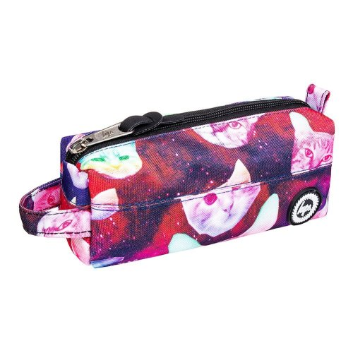 Hype Pencil Case | New for 2018 | Various Colours | Back to School | Just Hype (Cosmo Cat)