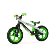 Chillafish BMXie Lime Balance Bike | Kids' Balance Bike