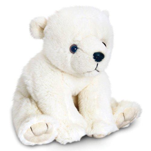 Keel Polar Bear Soft Toy 25cm