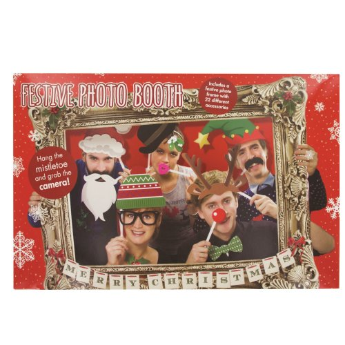 Paladone Festive Selfie Photobooth with Props