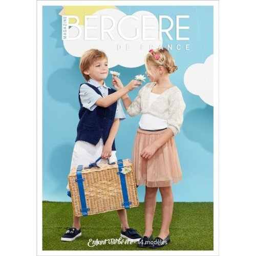 Bergere De France BF60651 Best of Child & Baby Magazine