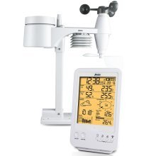 Alecto Wireless Weather Station WS-4800 White