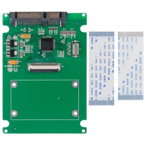 PC ZIF CE HDD Hard Drive Disk to SATA Converter Card Adaptor