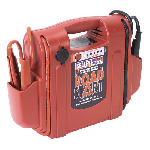 Sealey RS102 12V RoadStart Emergency Power Pack 1600 Peak Amps