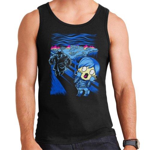 Raccoon Nightmare The Scream Resident Evil Men's Vest
