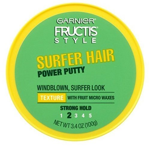 Garnier Fructis Style Surfer Hair Power Putty Strong Hold 2 Pack of 2