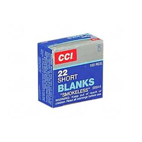 CCI-Speer 44 Blank 22S Blank 100 5000