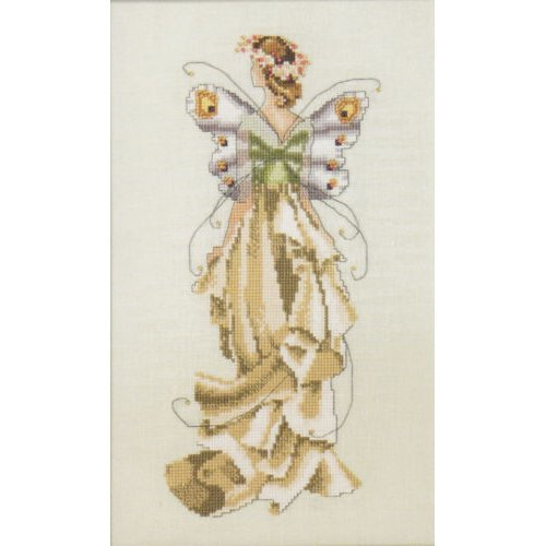 Pixie Couture Collection Lilly Counted Cross Stitch Chart Pattern