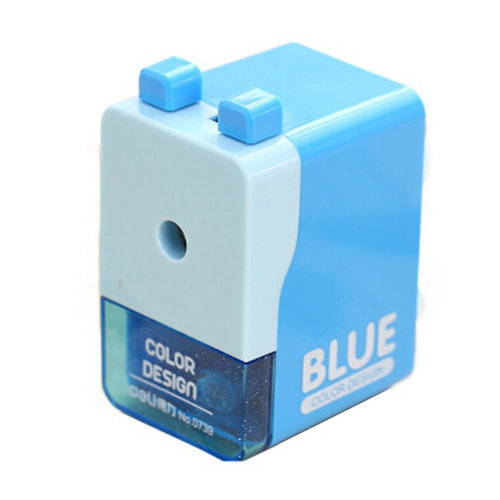 Pencil Sharpener Suitable for Office, Home and School?blue