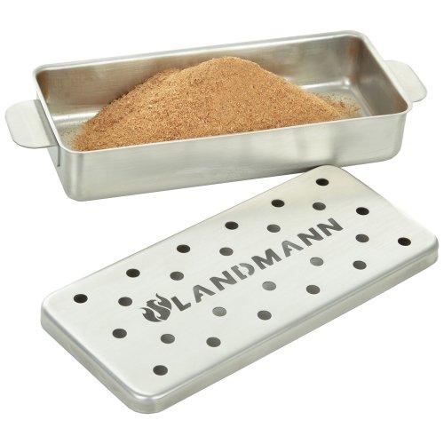 Landmann Selection Smoker Box, Silver