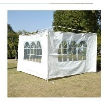 Outsunny 3m Gazebo Replacement Side Walls