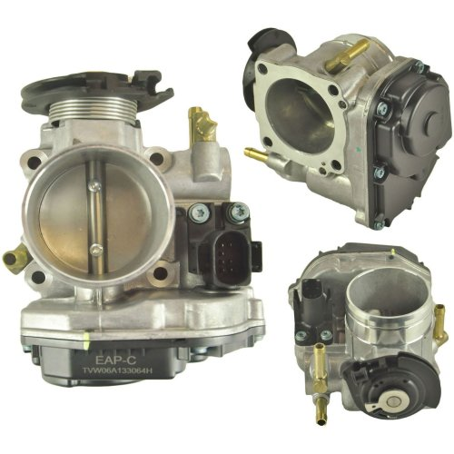 THROTTLE BODY FOR SKODA OCTAVIA MK1 VW BORA GOLF MK4 NEW BEETLE 2.0 06A133064H