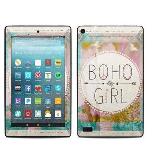 DecalGirl AK77-BOHOGIRL Amazon Kindle Fire 7 in  7th Generation Skin - Boho  Girl