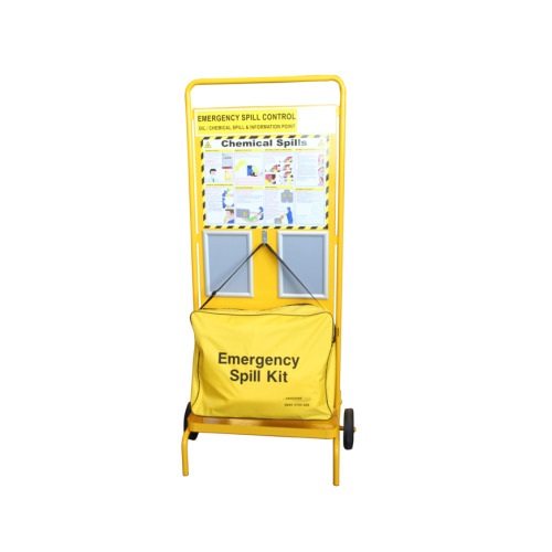 Fire Point Stand Yellow ? Wheeled