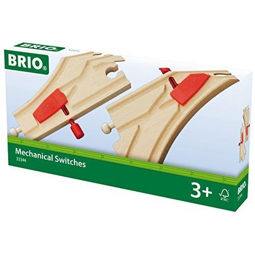 BRIO Track - Mechanical Switches