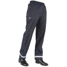 Shires Rome Winter Waterproof Over Trousers: Navy