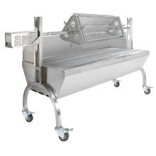 KuKoo 90kg Hog Roast & Flat Rotisserie Grill Attachment