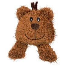 Bear, Plush, 10cm - Trixie Cat Toy Bear Stuffed New -  trixie cat toy bear stuffed new