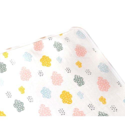 Cotton Washable Baby Diaper Changing Pad Diaper Pad 1 piece, 50x70cm, NO.006