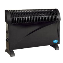 Prem-I-Air 2kW Convector Heater - Colour Black
