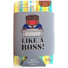 Domo-kun Can Cooler Like a Boss