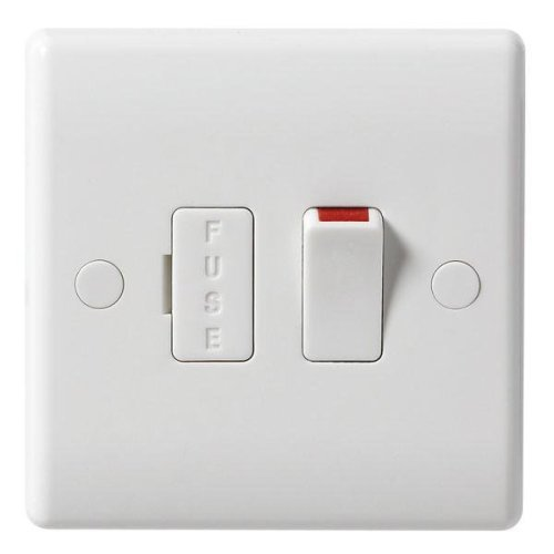 Conn Unit Switched + F/Outlet