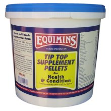 Equimins Tip Top Supplement Pellets 3kg