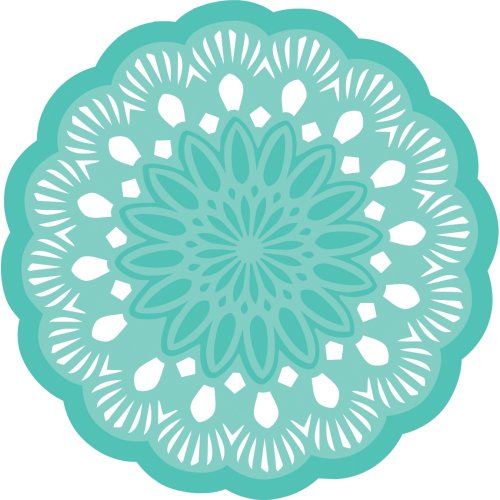Kaisercraft Decorative Die-Fancy Doily