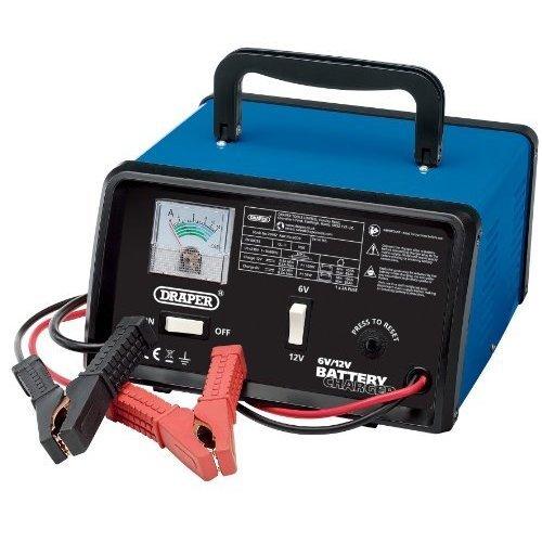 8.4a 6v/12v Battery Charger - Draper 84a 20492 612v Booster -  draper battery 84a charger 20492 612v booster