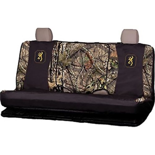 Swell Browning Full Size Bench Seat Cover Mo Breakup Country Black Pabps2019 Chair Design Images Pabps2019Com