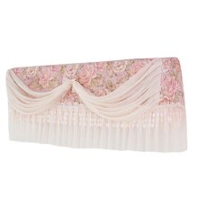Lace Air Conditioner Anti Dust Cover Air Conditioner Dustproof Cover