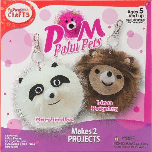 Panda & Hedgehog Craft Kit-