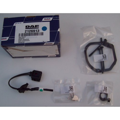 Daf Truck CF XF Genuine New Aux Heater Glow Plug 2126913
