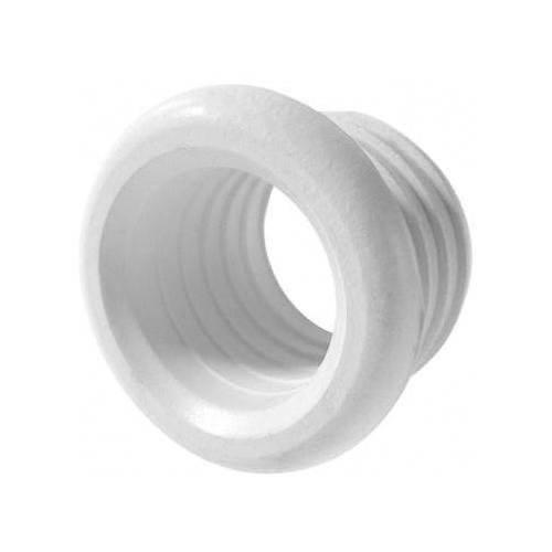 Polypipe Boss Pipe Rubber Connector Pushfit Waste Adapter White Various Sizes
