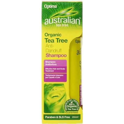 Australian Tea Tree Australian Tea Tree Anti Dandruff Shampoo 250ml