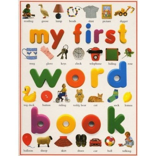 My First Word Book Hb (my First Book)