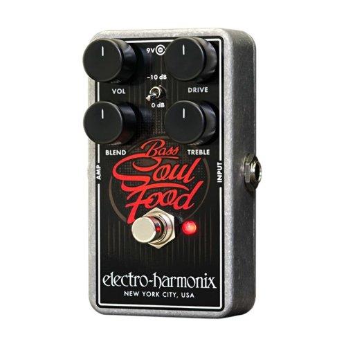 Electro Harmonix Bass Soul Food Effects Pedal